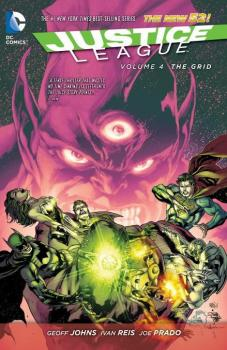 JUSTICE LEAGUE VOL. 04: THE GRID (N52) (TRADE PAPERBACK)