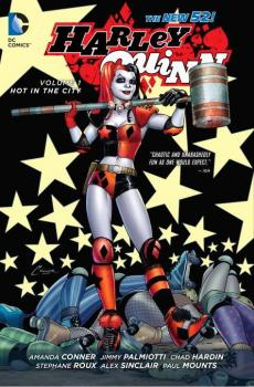 HARLEY QUINN VOL. 01: HOT IN THE CITY (HARDCOVER)