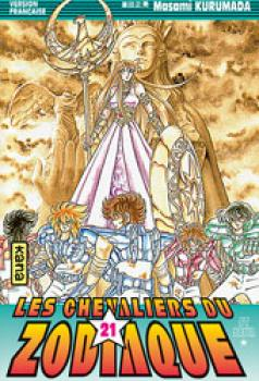 Chevaliers du Zodiaque tome 21