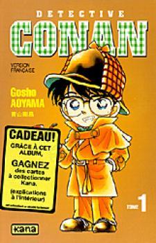 Detective Conan tome 01