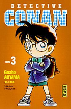 Detective Conan tome 03