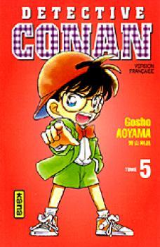 Detective Conan tome 05