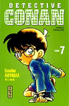 Detective Conan tome 07