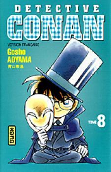 Detective Conan tome 08