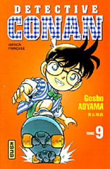Detective Conan tome 09