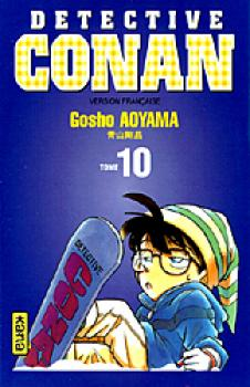Detective Conan tome 10