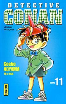 Detective Conan tome 11