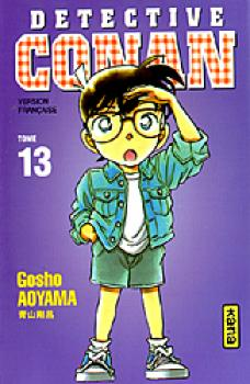 Detective Conan tome 13
