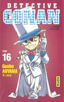 Detective Conan tome 16