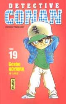 Detective Conan tome 19