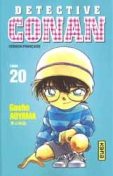 Detective Conan tome 20