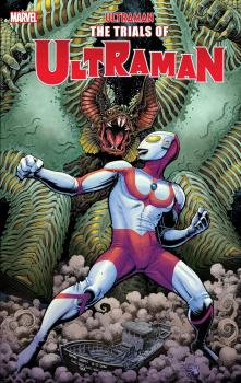 TRIALS OF ULTRAMAN #1 POSTER