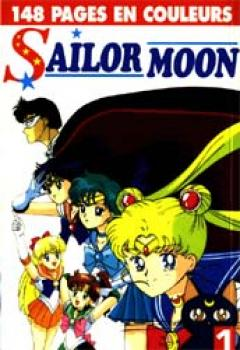 Sailor moon anime comic 1