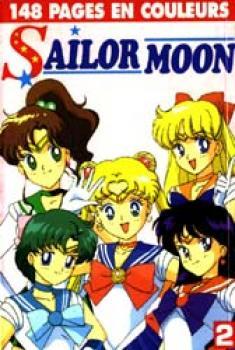 Sailor moon anime comic 2
