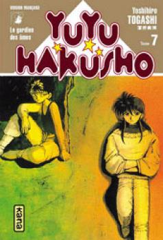 Yuyu Hakusho tome 07