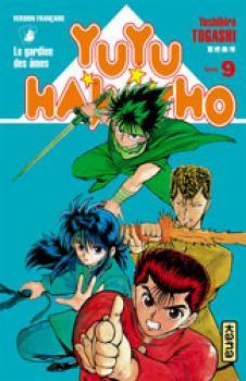 Yuyu Hakusho tome 09