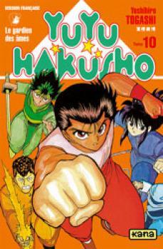 Yuyu Hakusho tome 10