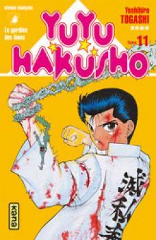 Yuyu Hakusho tome 11
