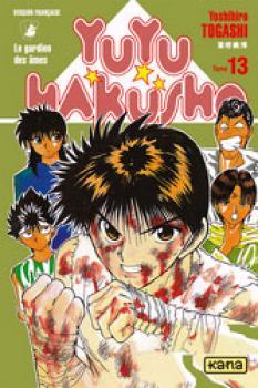 Yuyu Hakusho tome 13