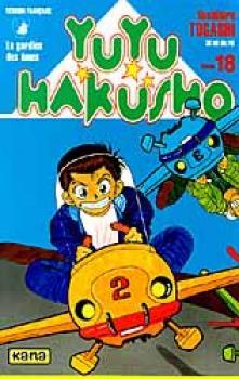 Yuyu Hakusho tome 18
