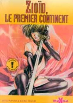 Manga X nr 12: Zioid le premier continent
