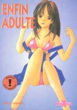 Manga X nr 13: Enfin adulte