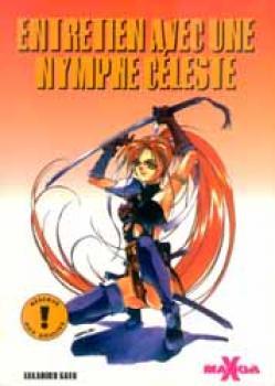 Manga X nr 16: Entretien avec un nymphe
