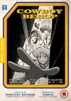 Cowboy Bebop Complete Collection DVD UK