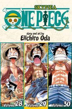 One piece Omnibus vol 10 (28-29-30) Skypiea GN Manga