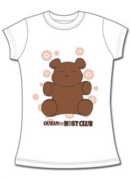 Ouran High School T-Shirt - Bear (Women S)