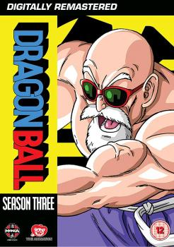 Dragon Ball TV Season 03 (Episodes 58-83) DVD UK
