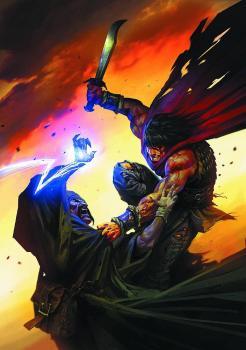 CONAN THE AVENGER #6