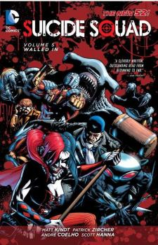 SUICIDE SQUAD VOL. 05: WALLED IN (N52) (TRADE PAPERBACK)