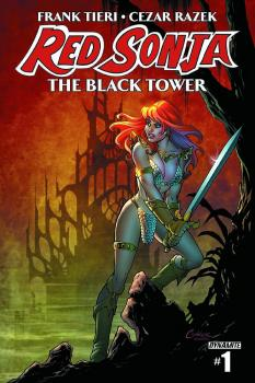 RED SONJA BLACK TOWER #1 (OF 4)