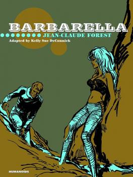 BARBARELLA DLX ED SUPER OVERSIZED HC (MR)