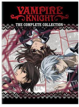 Vampire Knight Complete Collection DVD Box Set