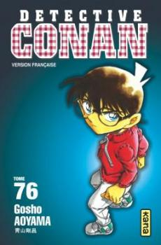 Detective Conan tome 76