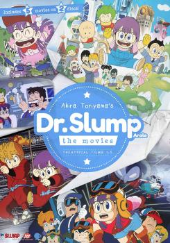 Dr. Slump Movies Collection DVD Box Set
