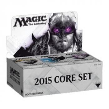 MTG Magic The Gathering - M2015 Core Set Booster pack