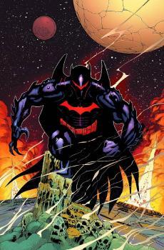 BATMAN AND ROBIN #35 (ROBIN RISES)