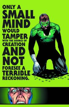 GREEN LANTERN #35 (GODHEAD)