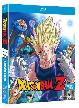 Dragon Ball Z Season 08 Blu-Ray