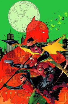 BATMAN AND ROBIN #36 (ROBIN RISES)