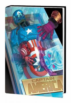 CAPTAIN AMERICA PREM HC VOL 05 TOMORROW SOLDIER