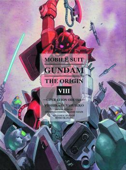 Mobile Suit Gundam Origin vol 08 - Operation Odessa GN