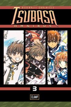 Tsubasa Omnibus vol 03 GN