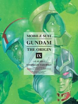 Mobile Suit Gundam Origin vol 09 - Lalah GN