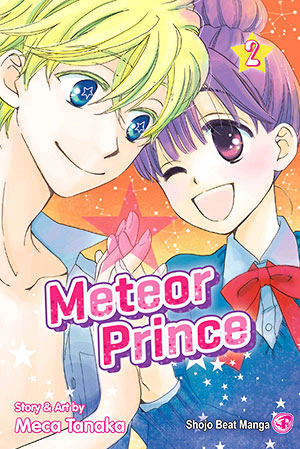 Buy TPB-Manga - Meteor Prince vol 02 GN - Archonia.com