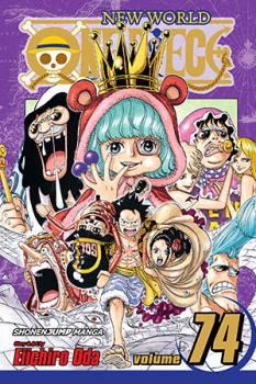One piece vol 74 GN