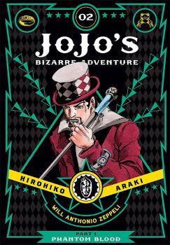 JoJo's Bizarre Adventure Part 1 Phantom Blood vol 02 GN